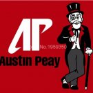 Austin Peay Governors flag 3ftx5ft Banner 100D Polyester NCAA Flag style 1