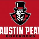Austin Peay Governors flag 3ftx5ft Banner 100D Polyester NCAA Flag style 2
