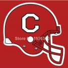 Cornell Big Red Helmet Flag 3ftx5ft Banner 100D Polyester NCAA Flag 2 metal grommets style 3