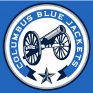 Columbus Blue Jackets Flag 3ftx5ft Banner 100D Polyester NHL Flag style 2