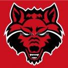 Arkansas State Red Wolves flag 3ftx5ft Banner 100D Polyester NCAA Flag