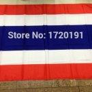 Thailand National Flag 3x5ft 150x90cm 100D Polyester