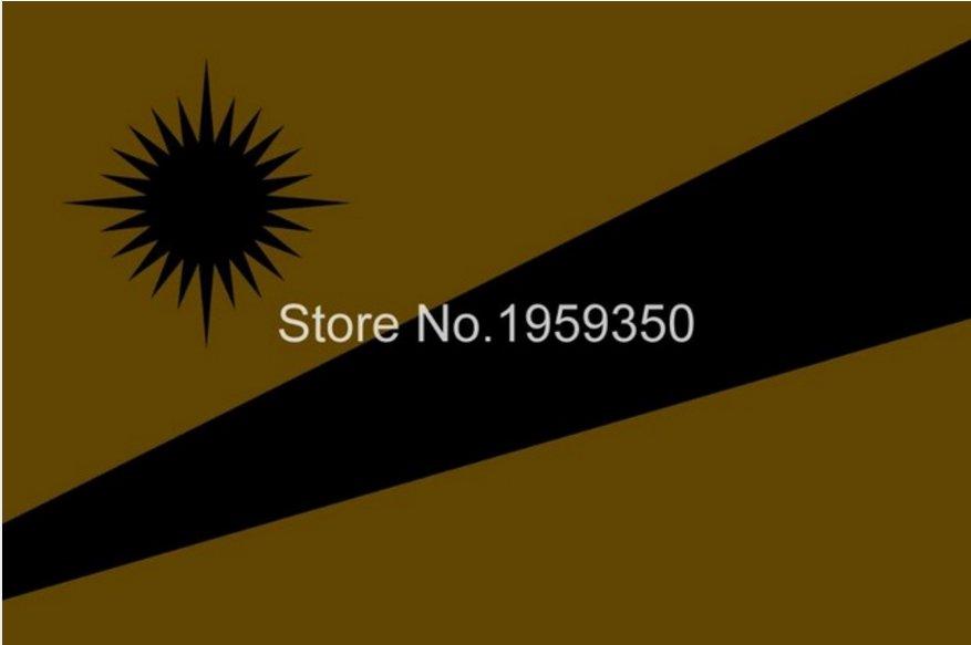 Marshall IslandsNational Flag 3x5ft 150x90cm 100D Polyester