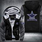 Dallas Cowboys Hoodies Zip Up Super Warm Men's Coat US plus size