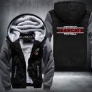 Cincinnati Bearcats Hoodies Zip Up Super Warm Thicken Fleece Men's Coat US plus size
