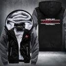 Tampa Bay Buccaneers Hoodies Zip Up Super Warm Thicken Fleece Men's Coat US plus size