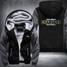 San Diego Chargers Hoodies Zip Up Super Warm Thicken Fleece Men's Coat US plus size
