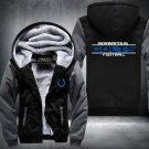 Indianapolis Colts Hoodies Zip Up Super Warm Thicken Fleece Men's Coat US plus size