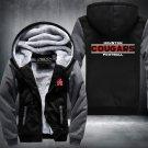 Houston Cougars Hoodies Zip Up Super Warm Thicken Fleece Men's Coat US plus size