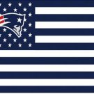 New England Patriots flag banner  3ft X 5ft