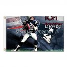 New England Patriots Flag Football Banners 3ft X 5ft Banner Super