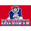 Old New England Patriots Flag Football Team Super Bowl Banners Flag 3ft X 5ft