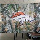 Denver Broncos Flag Jungle Camouflage Design World Series Super  Flag 3x5 FT