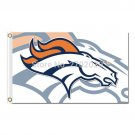 Denver Broncos Flag Banner Super Bowl Champions Team World Series 3x5 FT