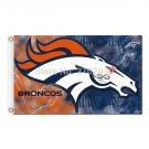 Denver Broncos Flag World Series Super Bowl Champions Fan Camo 3x5 FT