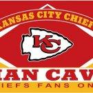 high quality KC kansas city chiefs flag man cave banner 100D 3x5FT