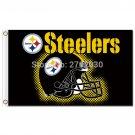 Pittsburgh Steelers Flag World Series Football Team 3ft X 5ft Pittsburgh