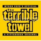 Pittsburgh Steelers Yellow Terrible Towel Flag Large Outdoor Flag 3' x 5'