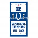 Indianapolis Colts Flag 100D Polyester Flag Outdoor Flag 3x5ft