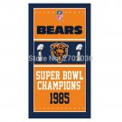 Chicago Bears Flag Banners Football Team Flags 3x5 Ft