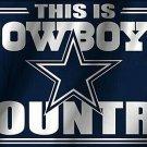 Custom Country Dallas Cowboys Football World Series Flag 3ft X 5ft Premium