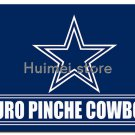 dallas cowboys star flag 90x150cm polyester banner with 2 Metal Grommets 3x5ft