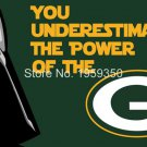 Green Bay Packers star wars flag 3ftx5ft Banner 100D Polyester Flag 90x150cm