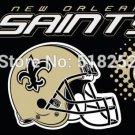 New Orleans Saints new helmet Flag 3x5 FT 150X90CM  Banner