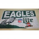 3FTX5FT Philadelphia Eagles flag for indoor and outdoor