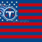 Tennessee Titans Helmet NFL Premium Team Football Flag hot sell goods 3X5FT