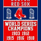 Boston Red Sox World Series Champions Flag 3ft x 5ft Polyester flag