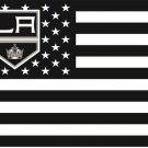 Los Angeles Kings Flag 3 X 5 FT 150 X 90 cm 100D polyester banner flag 1139