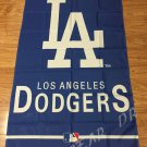 3x5ft (90*150cm) 100D polyester Los Angeles Dodgers flags Free shipping