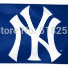 New York Yankees 3x5 FT 150X90CM Banner 100D Polyester flag 1051
