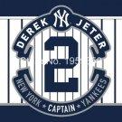 New York Yankees derek jeter Flag 3ft x 5ft Polyester Banner flag 90x150cm