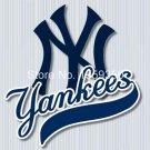logo New York Yankees Flag 3ft x 5ft Polyester Banner 90x150cm metal grommets