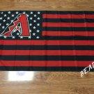 Arizona Diamondbacks Flag Flag hot sell goods 3X5FT 90x150cm