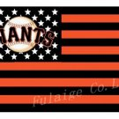 San Francisco Giants Flag 3X5FT 90x150cm 100% Polyester free shipping