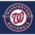 Washington Nationals Baseball Team Super Fan Major League Logo Flags  3*5FT