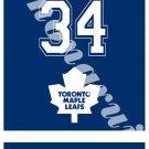 Toronto Maple Leafs Hockey Matthews 34 Sports Star Flags 3ft X 5ft