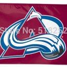 Colorado Avalanche Flag 3x5 FT 150X90CM Banner 100D Polyester flag 1134