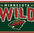 Minnesota Wild Flag 3x5 FT 150X90CM Banner 100D Polyester flag 1142