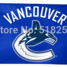Vancouver Canucks Flag 3x5 FT 150X90CM Banner 100D Polyester flag 1144