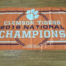3x5ft Clemson Tigers 2016 National Championship Flag 90x150cm polyester