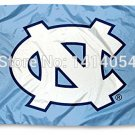 North Carolina Tar Heels University Flag 150X90CM NCAA 3X5FT Banner
