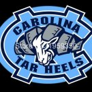 North Carolina Tar Heels logo Flag 90x150cm metal grommets 3x5 feet