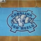 North Carolina Tar Heels Flag 3ft x 5ft PolyesterUNC Tar Heels Flying