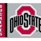 The Ohio State University Buckeyes USA NCAA Flag Hot Sell Goods 3X5FT