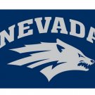 Nevada Wolf Pack Flag 3ft x 5ft Polyester  Banner Nevada Wolf Pack Flying