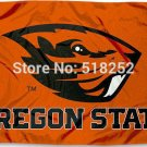 Oregon State Beavers Flag 3x5 FT 150X90CM Banner 100D Polyester